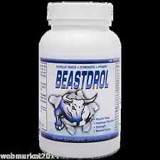 Beastdrol Muscle Building Weight Gain Supplement 100 Capsules