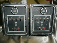 Pair of JBL N-7000 Crossovers used in Paragon, Metregon, SR8 Olympus & Sovereign