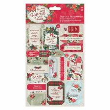 Do-crafts Die-cut Sentiments (2pk) - Pocket Full of Posies for cards and crafts