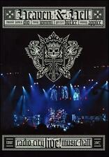 HEAVEN AND HELL - LIVE FROM RADIO CITY HALL [5034504988170] (NEW DVD)
