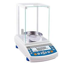 Radwag AS 82/220.R2 Analytical Balance 82g x 0.00001g (0.01mg) w/ Int Cal & USB