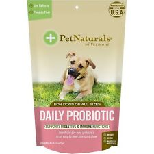 Pet Naturals Daily Probiotic for Dogs 60 chews