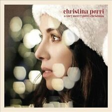 Christina Perri A Very Merry Perri Christmas CD NM NEAR MINT
