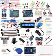 Ultimate UNO R3 Starter Kit SK#1 for Arduino Stepper Servo Motor Relay RTC