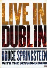 Bruce Springsteen: Live in Dublin (2007, REGION 1 DVD New)