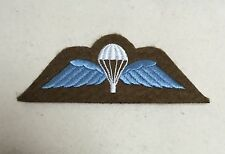 Para Wings, FAD Parachute Badge, No 2 Service Dress Jacket, Jumper, Shirt, Army