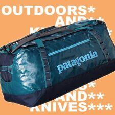 PATAGONIA BLACK HOLE DUFFEL BAG 60L Borsa Valigia Impermeabile Blue 49341