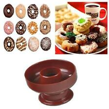 CA Donut Maker Cutter Mold Fondant Cake Bread Desserts Bakery Mould Tool DIY