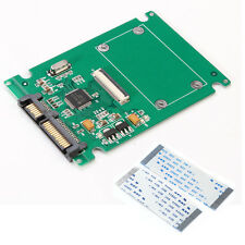 "1.8"" ZIF/LIF CE HDD Hard Drive Disk to 7+15 22 Pin SATA Adapter Converter Card"