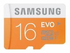 Samsung EVO Micro SD Memory Card SDHC 16gb 48MBps MB-MP16D