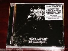 Throne Of Katarsis: Helvete Det Iskalde Morket CD 2009 Candlelight CDL456CD NEW