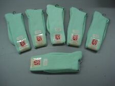 NWT Men's USA Made Windsor Dress Socks Size 10-13 Light Green 3 Pair #415KK