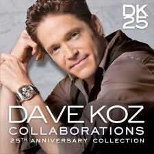 Dave Koz - Collaborations: 25th Anniversary Collection [New CD]