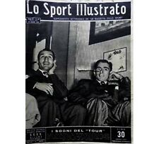 LO SPORT ILLUSTRATO 30_06_1949 - COPPI -BARTALI cover