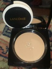 Lancome DUAL FINISH Multi-Task Powder & Foundation 340 NU III (N) NEW wout BOX