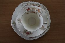 Aynsley Queen Victoria Diamond Jubilee Commemerative  Cup and Plates Trio