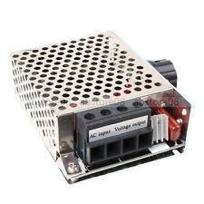 AC110V/220V 75A 10000W SCR Voltage Regulator Speed Controller Dimmer Thermostat