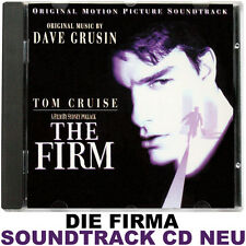 The Firm (Die Firma) Dave Grusin - Soundtrack CD NEU