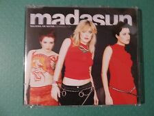 Madasun 'Walking On Water' 2-track enhanced CD (2000)
