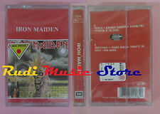 MC IRON MAIDEN Omonimo Same 1980 holland EMI 7520184 SIGILLATA cd lp dvd vhs