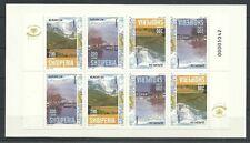 CEPT 2004/ Albanien MiNr 2966/67 D ** im MH 8