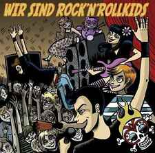 WIR SIND ROCK´N´ROLL KIDS Punkrock Kinderlieder Sampler CD