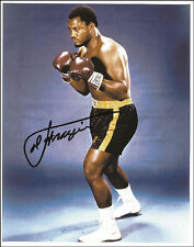 Smokin Joe Frazier Autograph Signed Photo Preprint Glossy Portrait Sport Boxing