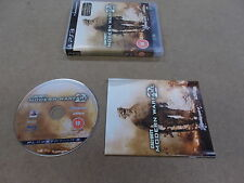 PS3 Playstation 3 Pal Game CALL OF DUTY MODERN WARFARE 2 with Box Instructions