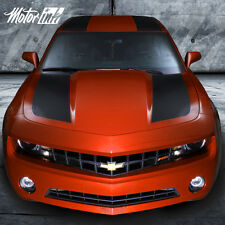 2010 2011 2012 2013 Chevy Camaro TRANSFORMER Rally Racing Stripes Decals Hood