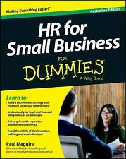 HR For Small Business For Dummies - Australia-ExLibrary