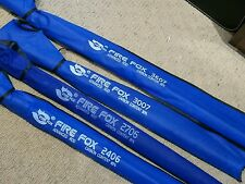 2.4m(8')2.7m(9')telescopic carbon fishing rod$30/ea