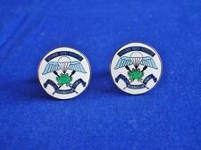 SPECIAL BOAT SERVICE ( SBS )  CUFF LINK SET