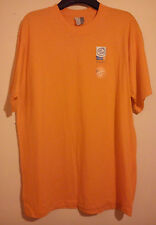MTV EUROPE MUSIC AWARDS 2001 ORANGE T SHIRT SIZE XL INTEL INSIDE 4 SPONSOR VGC