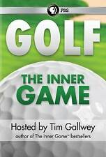 Golf: The Inner Game (DVD, 2012) New