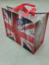TASCHE  - UNION JACK DESIGN - BRITANNIA SHOPPING BAG