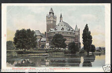 Warwickshire Postcard - Stratford-On-Avon - The Memorial From River   RS627