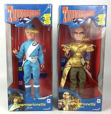 THUNDERBIRDS Alan Tracy & The Hood Puppet Figures, Ltd.edition, Unopened, Boxed