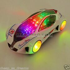 3D LAMBORGHINI- FERRARI STYLE SUPERCAR- ELECTRIC TOY WITH WHEEL LIGHTS- BOY GIR