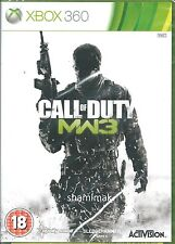 Call Of Duty Modern Warfare 3 ( MW3 ) BRAND NEW Xbox 360 Game