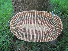 Sweetgrass Oval Braided Placemat