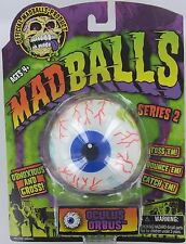 Series 2 MADBALLS OCULUS ORBUS Eye Mad Balls MadBall Gross Disgusting NEW MOC