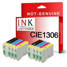 8 Ink Cartridge Replace for Epson WF-7015 WF-3010DW WF-3530DTWF SX535WD SX620FW
