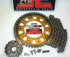 KAWASAKI ZX-10R '04-05 SUPERSPROX / Z1R 520 QUICK ACCEL CHAIN AND SPROCKETS KIT