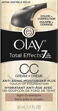 Olay Total Effects 7-in-1 Anti-Aging Daily Moisturizer with Sunscreen, SPF 30