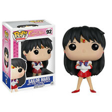 Funko Sailor Moon POP Sailor Mars Vinyl Figure NEW Toys Anime Gift Collectibles