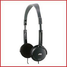 JVC ha-l50 Nero Pieghevole leggeri ed eleganti Cuffie Stereo / NUOVISSIMO