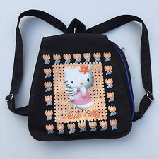 "HELLO KITTY ANGEL BACKPACK SATCHEL PURSE BAG 10"" X 10"" X 4"""