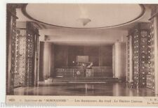Normandie, Le Theatre Cinema Postcard, B553
