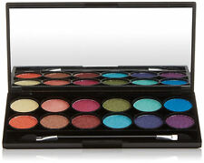Technic Electric Eyes Palette - Eyeshadow Shimmer Sparkle Glitter Makeup