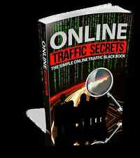 Online Traffic Secrets - Simple Methods Show How Drive Customers To Website (CD)